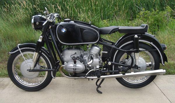 earlesfork - 1957 bmw r69 motorcycle